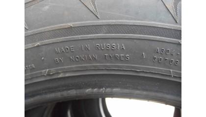 Что зависит от страны производства шины?