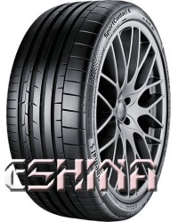 Continental SportContact 6 275/45 R21 107Y M0
