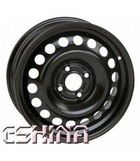 КрКЗ Chevrolet Aveo K218 Black R14 W5.5 PCD4x100 ET45 DIA56.56